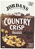 Jordans Country Crisp Chocolate Clusters 500 g (Pack of 3)