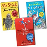 David Walliams David Walliams 3 Books Collection Pack Set RRP: £20.97 (Billionaire Boy, The Boy in the Dress, Mr Stink)