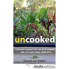 Uncooked ebook cover