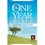 The One Year Bible for New Believers NLT ~ Livingstone