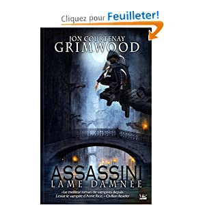 Assassini, Tome 1 : Lame damnée