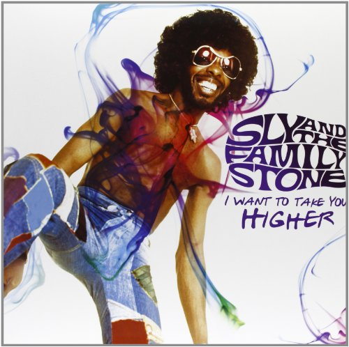 I Want to Take You Higher 10''