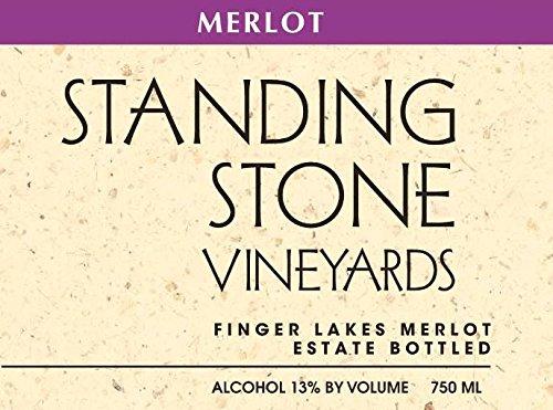 2010 Standing Stone Vineyards Merlot 750Ml