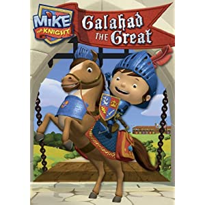 Mike The Knight - Galahad The Great [DVD]
