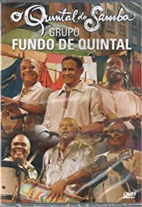 Amazon.com: O Quintal do Samba - Grupo Fundo de Quintal: Movies & TV