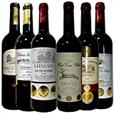 格段に違う味わいの金賞受賞酒 フランスボルドー 赤ワイン 飲み比べ 6本セット 750ml×6本 ランキングお取り寄せ