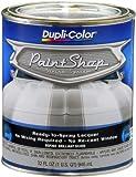 Dupli-Color (BSP202-2 PK) 'Paint Shop' Brilliant Silver (Metallic) Finish System Base Coat - 1 Quart, (Case of 2)