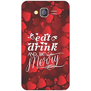 Samsung Grand 2 eat & drink Phone Cover - Matte Finish Phone Cover
