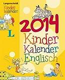 Langenscheidt Kinderkalender Englisch 2014 - Kalender