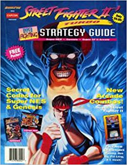 Street Fighter II Turbo Hyper Fighting Strategy Guide
