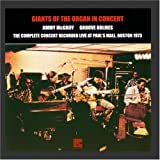 echange, troc Jimmy Mcgriff, Groove Holmes - Giants of the Organ in Concert