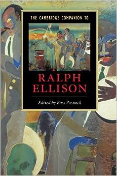 ralph ellison a collection of critical essays