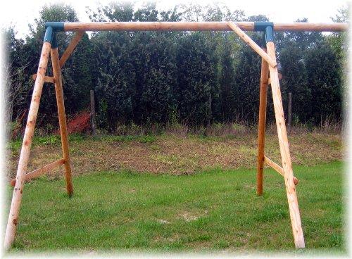 Imagen 1 de LoggyLand 9133 - BOUNCE Swing Set
