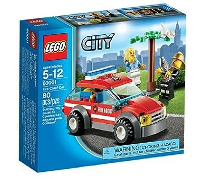 Lego City 60001 - Feuerwehr-Einsatzwagen