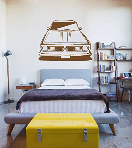 ik915-wall-decal-sticker-barracuda-hot-rod-retro-american-cars-room-bedroom