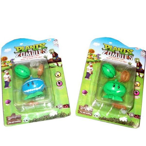 Brand New Plants Vs Zombies Toys Case Pack 168