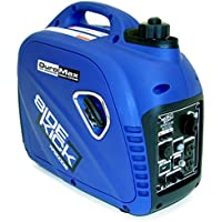 DuroMax XP2000iS 2000 Watt Gasoline Portable Generator - Blue