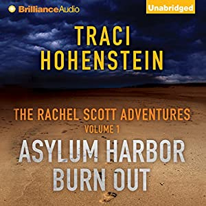 Asylum Harbor and Burn Out Audiobook