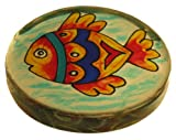 Irshikaa hues Paper Weight fish (8x9x5 cm)