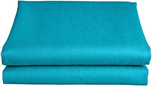 Empire USA Worsted Speedy Billiard Cloth/Felt, 8-Feet/112x66-Inch, Blue Green