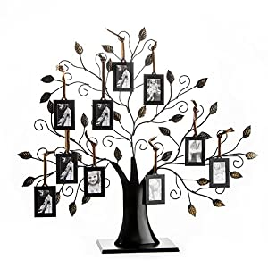 Amazon.com - Klikel Family Tree Picture Frame With 10