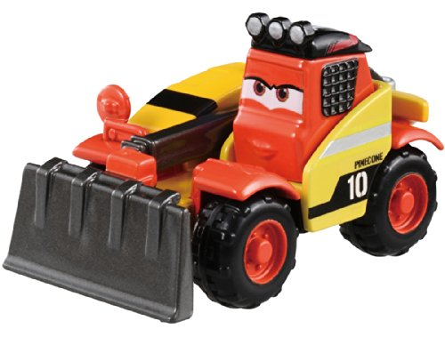 Takara Tomy Tomica Disney Planes Fire & Rescue P-23 Pine Cone (Standard type) - 1