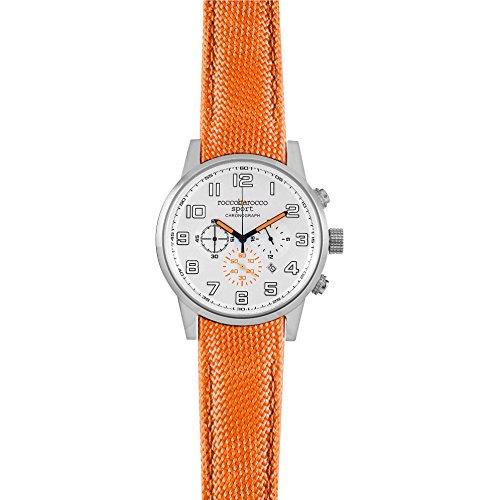 orologio cronografo unisex RoccoBarocco Sport trendy cod. RBS0022