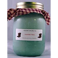 Cucumber Melon 16oz Hand Poured Soy Candle