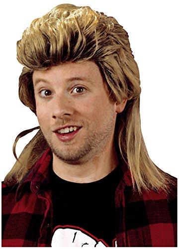 Mullet Wig Costume