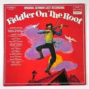 Amazon Com Werner Schmid Shmuel Rodensky Fiddler On The