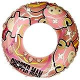 ワンピース《チョッパーマン》90cmウキワ(ロープ付き)☆アニメキャラクターグッズ浮き輪通販☆