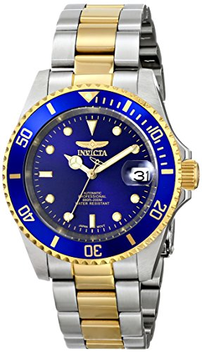 Invicta-Mens-8928OB-Pro-Diver-23k-Gold-Plated-and-Stainless-Steel-Two-Tone-Automatic-Watch