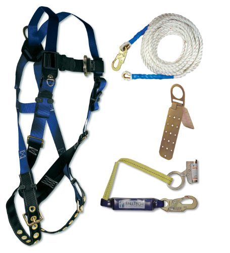 Fall Protection Safety Harness Best Buy Falltech 7595a For