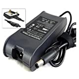 Dell LATITUDE E6510 LAPTOP AC ADAPTER CHARGER with 3 pin UK AC Plug Lead - LSL