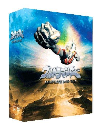 ウルトラマンA(エース) コンプリート DVD BOX【初回限定生産】 -