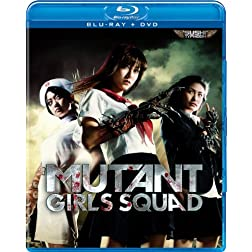 Mutant Girls Squad [DVD/Blu-ray Combo]