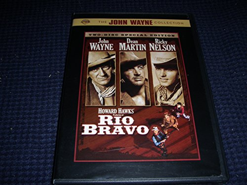 Cover art for  Rio Bravo (Two-Disc Special Edition)