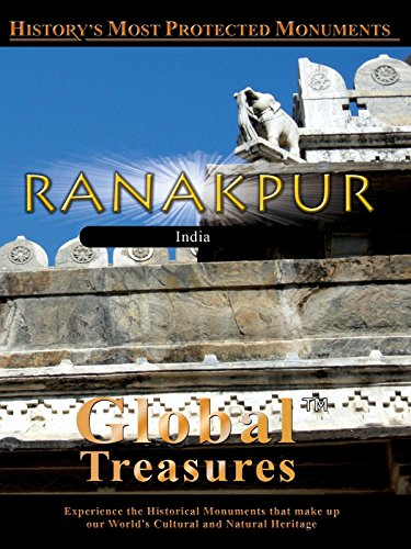 Global Treasures RANAKPUR Rajasthan, India