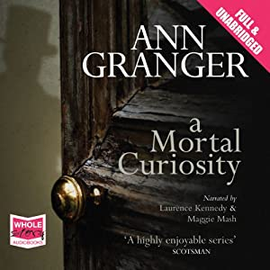 A Mortal Curiosity Audiobook