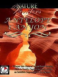 Nature Wonders - ANTELOPE CANYON - U.S.A.