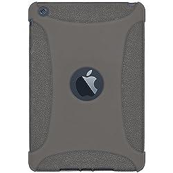 Amzer 94580 Silicone Skin Jelly Case - Grey for Apple iPad mini
