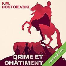 Crime et châtiment | Livre audio Auteur(s) : Fédor Dostoïevski Narrateur(s) : Vincent Violette