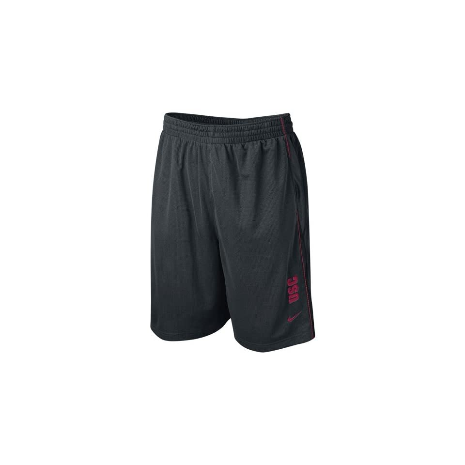 Nike South Carolina Gamecocks Black Million Dollar Performance Mesh Shorts