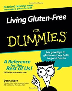 "Cover of ""Living Gluten-Free For Dummies&..."