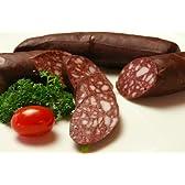Lecker Land ブルートヴルスト 豚の血の腸詰め 130g ブラッドソーセージ