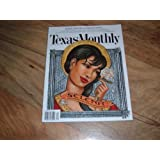 Texas Monthly Magazine, April 2010-Selena-Tejano Star-15th Anniversary of Her Death.