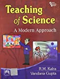 img - for Teaching of Science: A Modern Approach by Vandana Gupta (2012-12-01) book / textbook / text book
