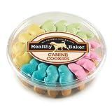 Healthy Baker Cookies - Vanilla with Pastel Yogurt Dip