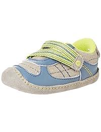 Stride Rite Crawl Fresh Fraser Crib Shoe (Infant)