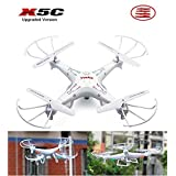 Depstech Children's Day Gift Upgraded Version Syma X5C 4 Channel 2.4ghz Rc Explorers Quadcopter Drone With 2.0MP...